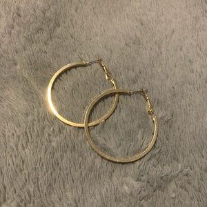 Jewelry - ✨3 for 20$✨Small size gold hoops